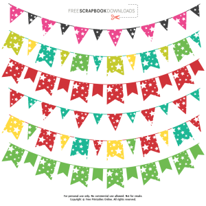 Free Digital Scrapbooking Banners