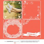 Papercut Digital Scapbooking Photo Frames